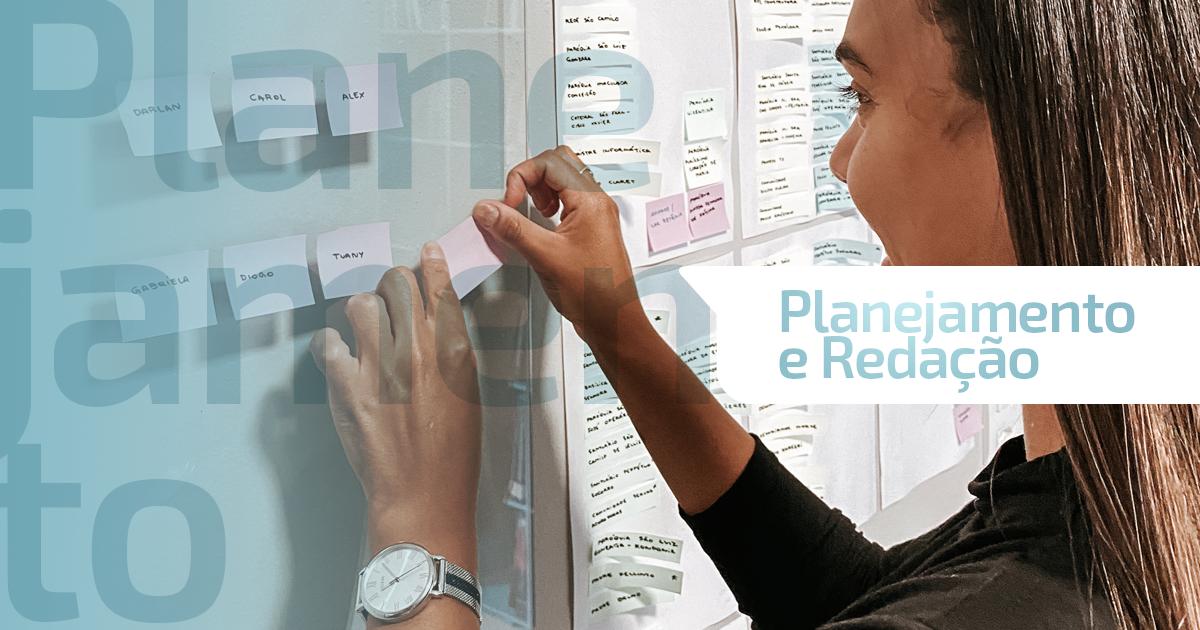 Planejamento e Redação